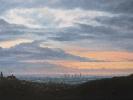 Blick auf Frankfurt, 2017, Öl auf Leinwand, 40 x 70_1