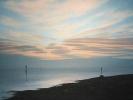 Seeufer, Öl auf Leinw., 100 x 140