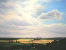 Blick von Seligenthal,2021,Öl auf Leinwand,80x100 0