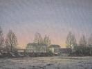 Winterabend I, 2019, Öl auf Leinwand, 40 x 60_1