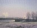Winterabend II, 2019, Öl auf Leinwand, 40 x 60_1